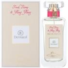 Dermacol Fresh Peony & Ylang Ylang Eau de Parfum voor Vrouwen  50 ml