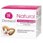 Dermacol Natural crème de jour nourrissante pour peaux sèches à très sèches