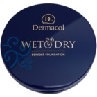 Dermacol Wet & Dry pudrový make-up