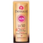 Dermacol Sun Water Resistant fluide teinté waterproof visage SPF 50
