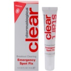 Dermalogica Clear Start Breakout Clearing Gel concentrado para o tratamento tópico de acne