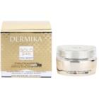 Dermika Gold 24k Total Benefit luxusní omlazující krém 55+