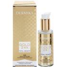 Dermika Gold 24k Total Benefit verjüngerndes Anti-Aging Serum für klare und glatte Haut