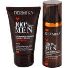 Dermika 100% for Men lote cosmético III.