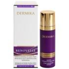 Dermika Renovelle 45+ bőr szérum a bőr kisimításáért és a pórusok minimalizásáért