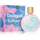 Desigual Fresh World Eau de Toilette for Women 100 ml