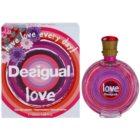 Desigual Love eau de toilette pentru femei 50 ml