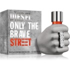Diesel Only The Brave Street eau de toilette para homens 35 ml