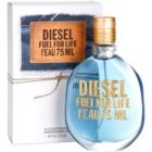 Diesel Fuel for Life L'Eau eau de toilette pour homme 75 ml