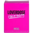 Diesel Loverdose L'Eau de Toilette eau de toilette pentru femei 75 ml