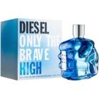 Diesel Only The Brave High Eau de Toilette para homens 125 ml