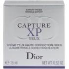 Dior Capture XP ránctalanító szemkörnyék ápolás