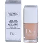 Dior Base Coat Abricot основа під лак для нігтів