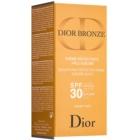Dior Dior Bronze λαμπρυντική προστατευτική αντηλιακή κρέμα SPF 30