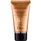 Dior Bronze λαμπρυντική προστατευτική αντηλιακή κρέμα SPF50