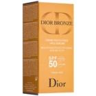Dior Dior Bronze rozjasňujúci ochranný krém na opaľovanie SPF 50