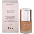 Dior Capture Totale make-up проти зморшок