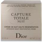 Dior Capture Totale intenzivní noční krém pro revitalizaci pleti