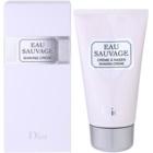 Dior Eau Sauvage krém na holenie pre mužov 150 ml