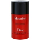 Dior Fahrenheit dezodorant w sztyfcie dla mężczyzn 75 ml