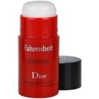Dior Fahrenheit Deodorant Stick voor Mannen 75 ml