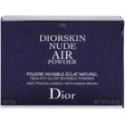 Dior Diorskin Nude Air Powder kompaktný púder so štetčekom