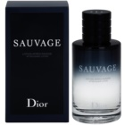 Dior Sauvage after shave pentru barbati 100 ml