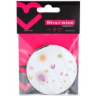 Diva & Nice Cosmetics Accessories kör alakú kozmetikai tükör