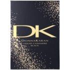 DKNY Liquid Cashmere Black dárková sada II.
