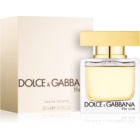 Dolce & Gabbana The One Eau de Toilette para mulheres 30 ml