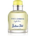 Dolce & Gabbana Light Blue Italian Zest Eau de Toilette voor Mannen 75 ml
