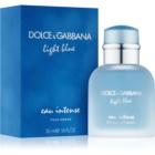 Dolce & Gabbana Light Blue Eau Intense Pour Homme Eau de Parfum voor Mannen 50 ml