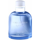 Dolce & Gabbana Light Blue Beauty of Capri Eau de Toilette para homens 125 ml