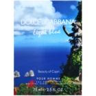 Dolce & Gabbana Light Blue Beauty of Capri toaletná voda pre mužov 75 ml