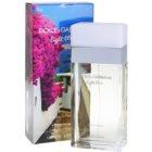 Dolce & Gabbana Light Blue Escape To Panarea toaletní voda pro ženy 100 ml