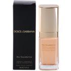 Dolce & Gabbana The Foundation Perfect Luminous Liquid Foundation fond de teint liquide éclat
