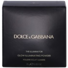 Dolce & Gabbana The Illuminator pudra pentru luminozitate