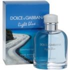 Dolce & Gabbana Light Blue Swimming in Lipari toaletná voda pre mužov 125 ml