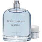Dolce & Gabbana Light Blue Swimming in Lipari eau de toilette per uomo 125 ml