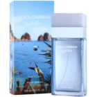 Dolce & Gabbana Light Blue Love in Capri toaletna voda za ženske 100 ml