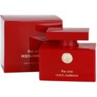 Dolce & Gabbana The One Collector's Edition eau de parfum pour femme 75 ml