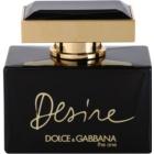 Dolce & Gabbana The One Desire parfémovaná voda tester pro ženy 75 ml