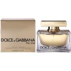 Dolce & Gabbana The One eau de parfum pentru femei 75 ml
