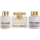 Dolce & Gabbana The One dárková sada I.