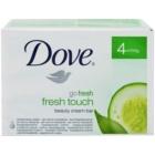 Dove Go Fresh Fresh Touch jabón sólido