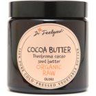 Dr. Feelgood BIO and RAW manteca de cacao