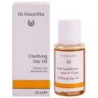 Dr. Hauschka Facial Care huile de jour illuminatrice pour peaux grasses et à problèmes