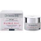 Dr Irena Eris Clinic Way 1° crème de nuit nourrissante et hydratante pour atténuer les rides d'expression