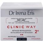 Dr Irena Eris Clinic Way 2° crème de nuit raffermissante et adoucissante anti-rides