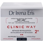Dr Irena Eris Clinic Way 2° Firming and Soothing Night Cream with Anti-Wrinkle Effect